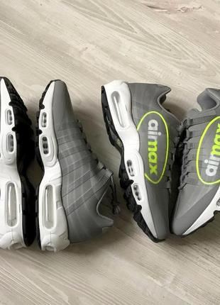 Кроссовки nike air max 95 ns gpx (us8.5) оригинал