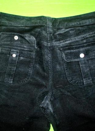 Вельветові чорні джинси y.o.u 55d675e539411