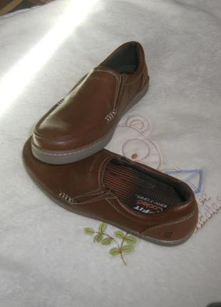 Мужские стильные туфли