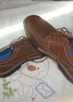 Крутые мужские туфли.