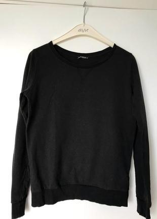 Женский свитер свитшот terranova