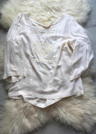 Летняя блузка m&s