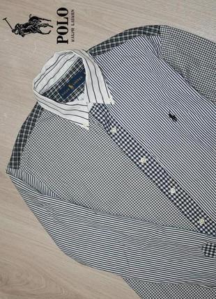 Рубашка ralph lauren  состояние новой вещи размер: м