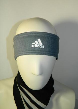 Повязка жен. флисовая adidas (арт.e81767)