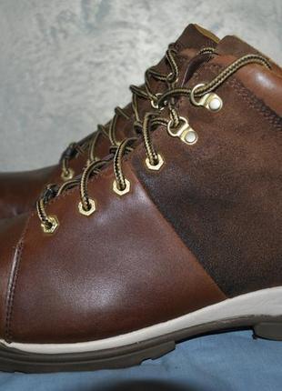 Кожаные ботинки camel active