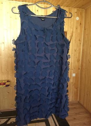 Легкое воздушное платье от h&m