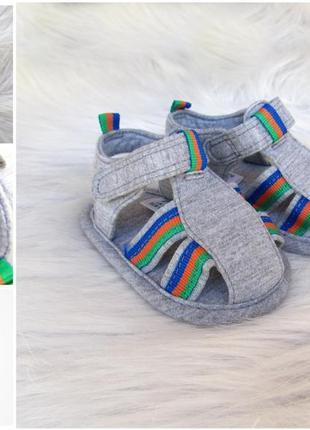 Пинетки - босоножки сандали mothercare