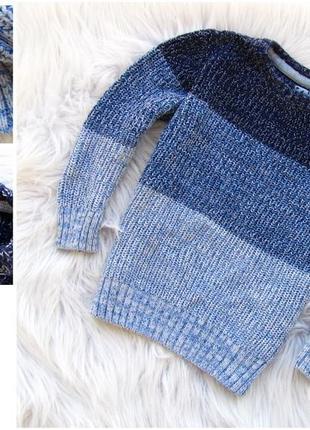 Теплый свитер кофта tu