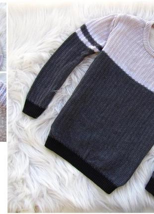 Теплый свитер кофта river island