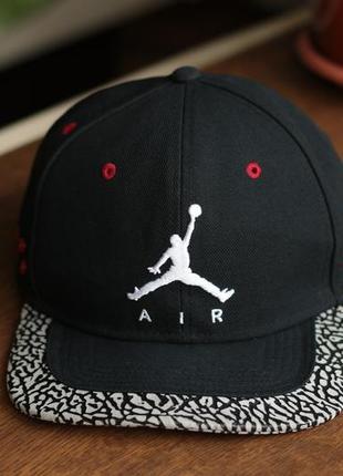 Кепка air jordan jumpman snapback cap