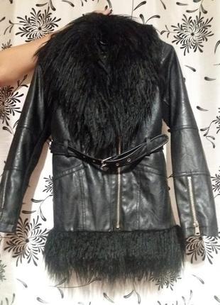 Куртка пальто river island 134-140см