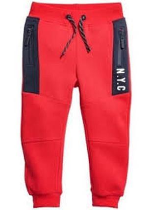 Спортивные штаны h&m 3-4 года