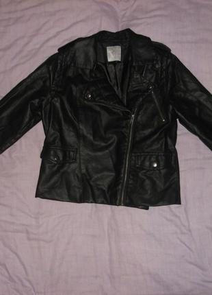 Куртка косуха tu в идеальном состоянии размер 12