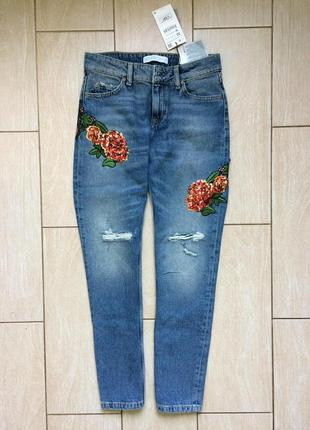 Суперские джинсы zara