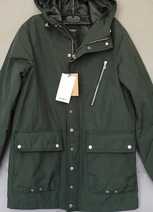 Стильна чоловіча куртка бренду pull&bear осінь/весна