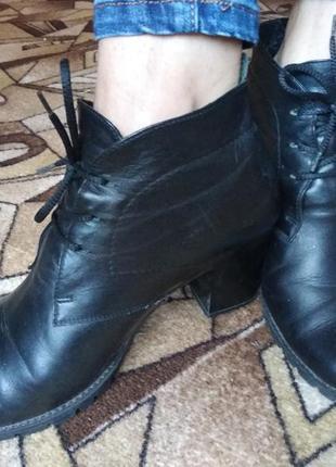 Ботинки осенние. размер 41-27см 2dd90a3f6b907