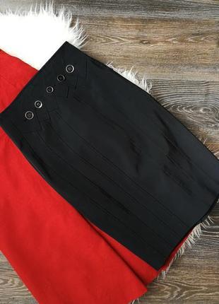 Плотная юбка-карандаш от  karen millen