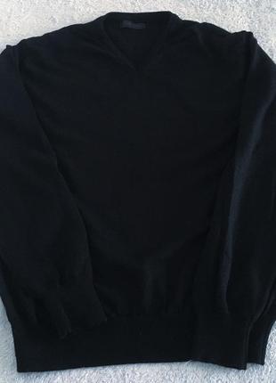 Оригинальный свитер /реглан calvin klein чёрный