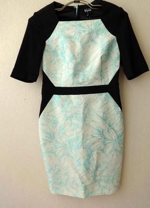 Шикарное платье per una speziale 8-10 uk