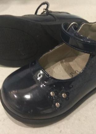 18274e7a2 Туфли на девочку лаковые 2019 - купить недорого вещи в интернет ...