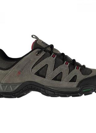 Кроссовки karrimor summit junior walking charcoal/red