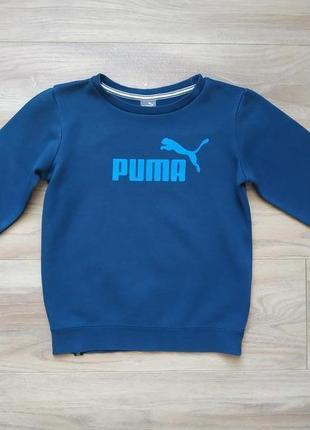 Реглан кофта puma оригинал (128)