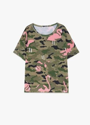 Стильная футболка zara