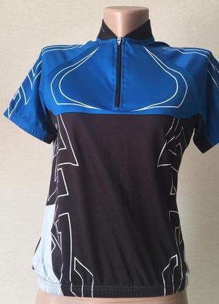 Профессиональная футболка для велоспорта