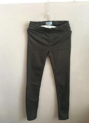 Джегенсы легенсы брюки джинсы штаны скинни хаки