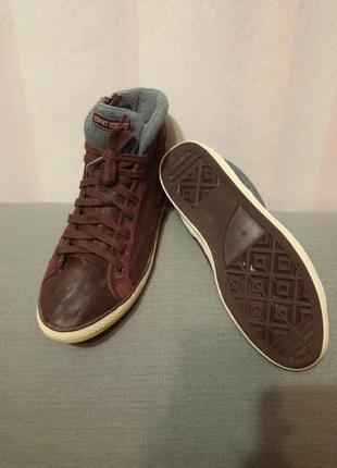 Мягенькие ботинки- кроссовки ст.25 см