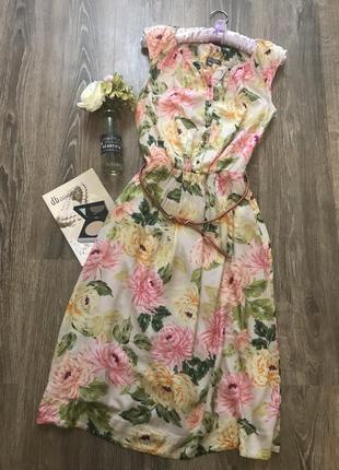 Платье laura ashley цветочное