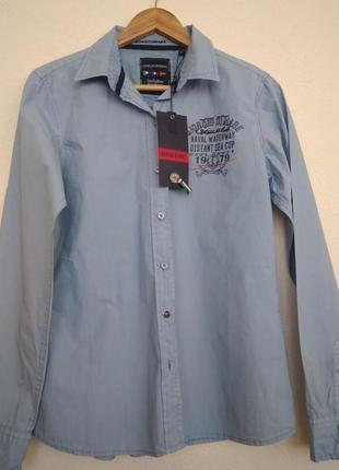 Клубная рубашка giorgio di mare.
