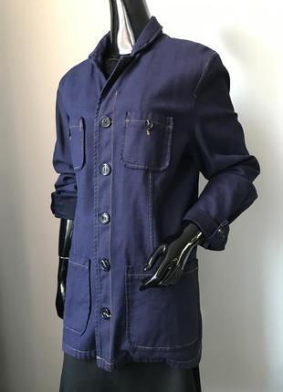 Удлиненный пиджак жакет блейзер тренч в стиле бойфренд