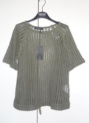 Кофта rinascimento, р.m италия. новая футболка