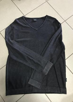 Свитшот мужской  strellson стильный модный дорогой бренд размер xl