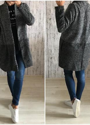Пальто бойфренд next размер 12