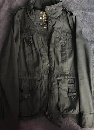Короткая парка / куртка new look