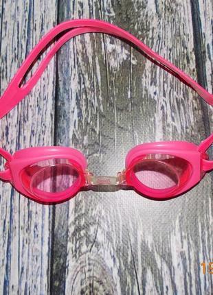Очки для плавания zoogs для девочки 6-12 лет