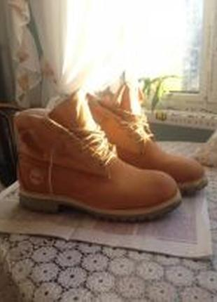 Ботинки timberland 6558a