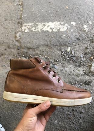 Ecco туфли ботинки оригинал
