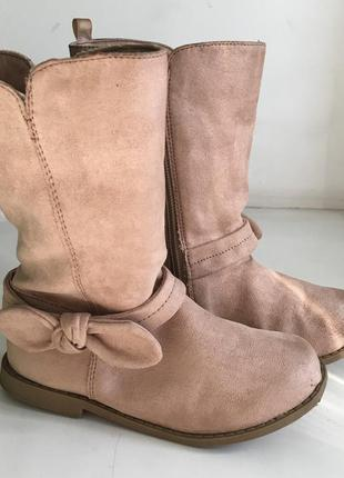 Сапоги ботинки old navy