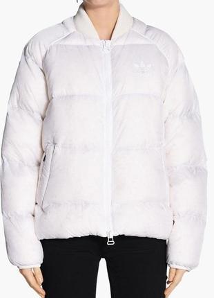 Женские оригинальные пуховики от adidas originals sst pure jacket