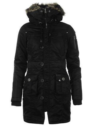 Нереально красивая стильная фирменная куртка парка из англии s оригинал
