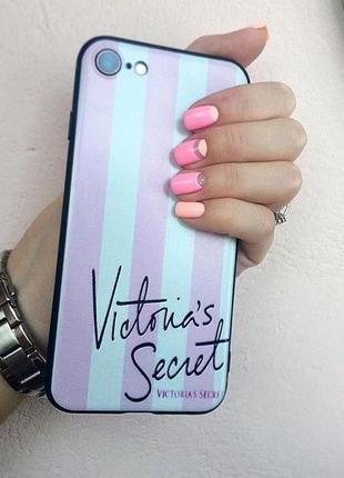 Чехол на мобильный телефон (разные модели) victoria's secret