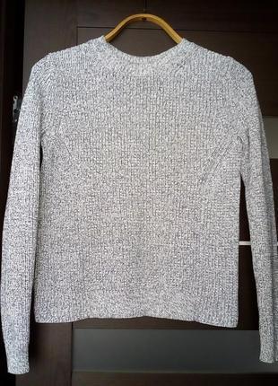 Стильный укороченный свитер, gap,оригинал xs-s
