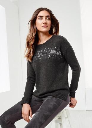 Пуловер свитер тсм tchibo, 46-48рус