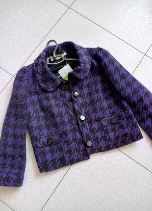 Актуальная куртка-пальто от итальянского бренда naughty dog
