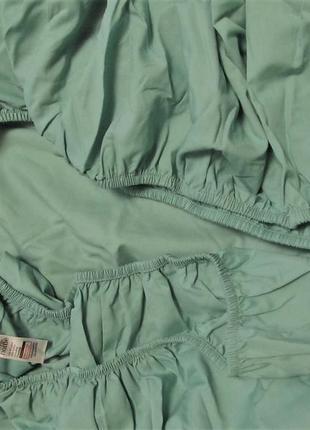 Простынь  наматрасник george на резинке 90 х 185 см
