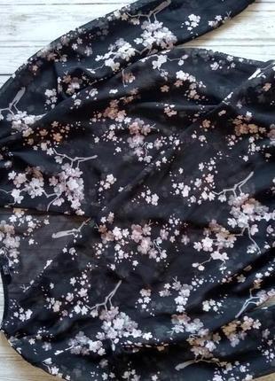 Блуза с длинным рукавом f&f большого размера