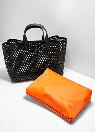 Красивая стильная сумка stradivarius